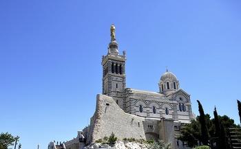 Notre-dame-de-la-garde Marseille 6ème